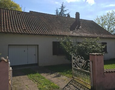 Vente Maison 4 pièces 73m² thanville - photo
