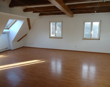 Location Appartement 3 pièces 85m² Breitenbach (67220) - photo