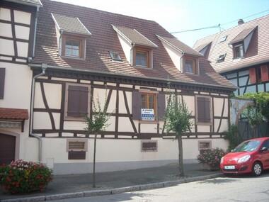 Location Appartement 6 pièces 144m² Dambach-la-Ville (67650) - photo