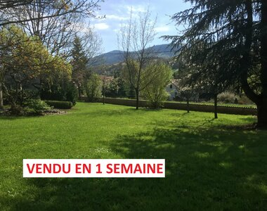 Vente Terrain 726m² thanville - photo