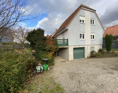 Location Maison 5 pièces 108m² Ebersheim (67600) - photo