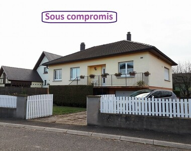 Vente Maison 90m² Muttersholtz (67600) - photo