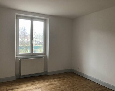 Location Appartement 3 pièces 64m² Triembach-au-Val (67220) - photo