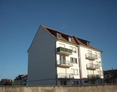 Location Appartement 1 pièce 37m² Sélestat (67600) - photo