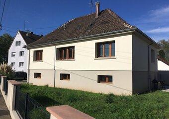 Location Maison 4 pièces 83m² Sélestat (67600) - photo