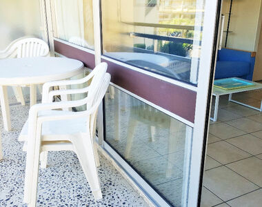 Sale Apartment 1 room 24m² Saint-Laurent-du-Var (06700) - photo