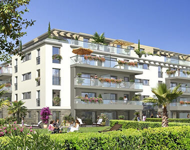 Vente Appartement 3 pièces 54m² Saint-Laurent-du-Var (06700) - photo