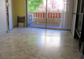 Vente Appartement 1 pièce 31m² Saint-Laurent-du-Var (06700) - Photo 1
