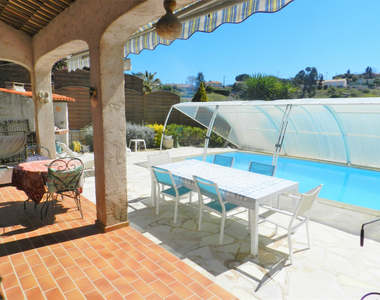 Sale House 6 rooms 120m² Saint-Laurent-du-Var (06700) - photo