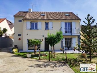 Vente Maison 7 pièces 140m² Vert-Saint-Denis (77240) - photo