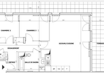 Vente Appartement 4 pièces 84m² Savigny le temple - Photo 1