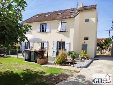 Vente Maison 7 pièces 200m² Vert-Saint-Denis (77240) - photo