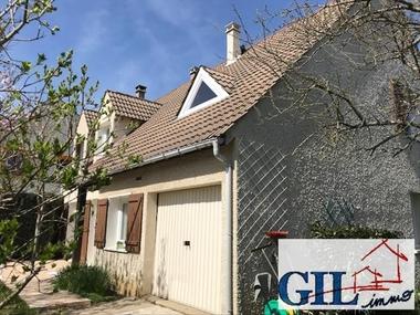 Vente Maison 7 pièces 170m² Savigny-le-Temple (77176) - photo