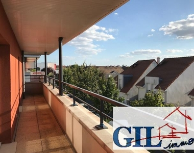Vente Appartement 3 pièces 57m² Savigny-le-Temple (77176) - photo