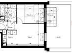 Vente Appartement 2 pièces 39m² Savigny Le Temple - Photo 4