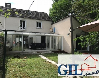 Vente Maison 8 pièces 140m² Nandy (77176) - photo
