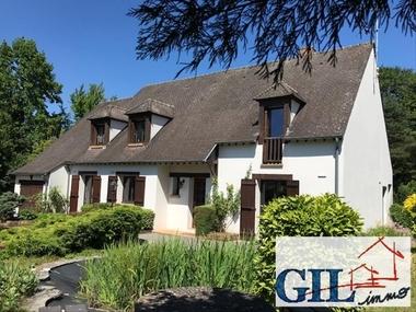 Vente Maison 7 pièces 190m² Seine-Port (77240) - photo