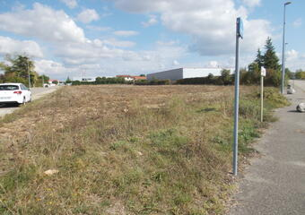 Vente Terrain 1 300m² Villette-d'Anthon (38280) - photo