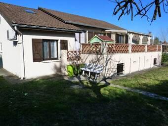 Vente Maison 6 pièces 115m² Villette-d'Anthon (38280) - photo