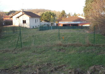 Vente Terrain 723m² Meyzieu (69330) - photo
