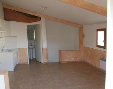 Location Appartement 1 pièce 28m² Aramon (30390) - photo