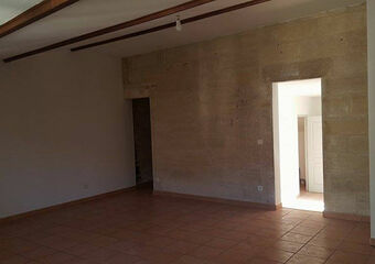Vente Appartement 3 pièces 72m² Aramon (30390) - photo