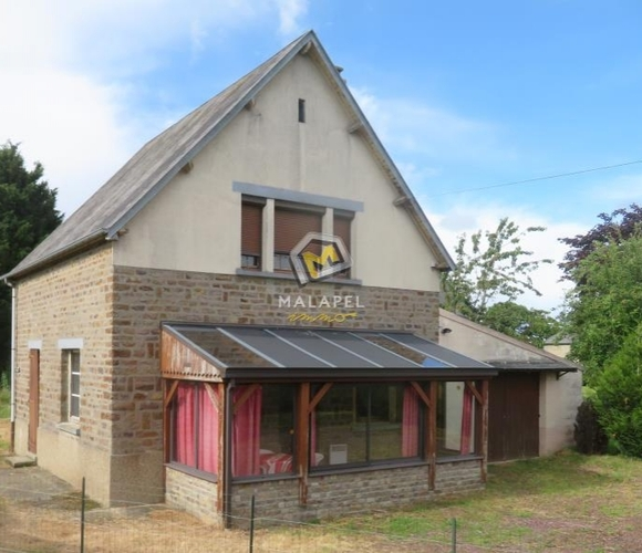Sale House 4 rooms 90m² Le theil bocage - photo