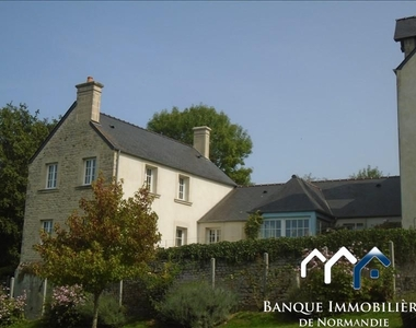 Sale House 12 rooms 285m² Port-en-Bessin-Huppain (14520) - photo