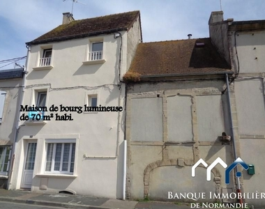 Sale House 4 rooms 70m² Creully (14480) - photo
