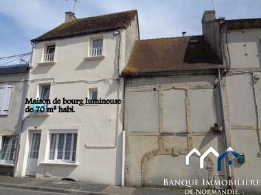 Vente Maison 4 pièces 70m² Creully (14480) - photo
