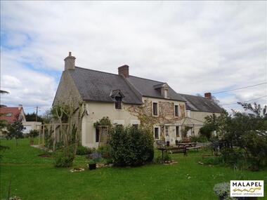 Vente Maison 5 pièces 113m² Bayeux (14400) - photo