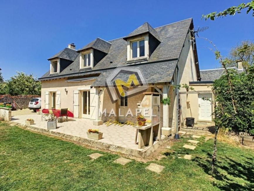 Vente Maison 7 pièces 160m² Carcagny - photo