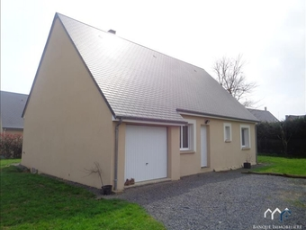 Vente Maison 4 pièces 80m² Bayeux (14400) - photo