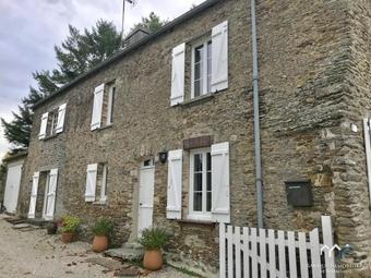 Sale House 6 rooms 110m² Cerisy-la-Forêt (50680) - Photo 1