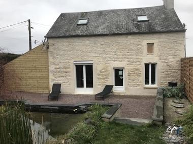 Vente Maison 5 pièces 94m² Bayeux (14400) - photo