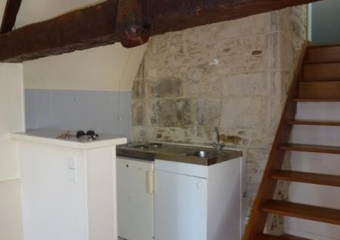 Location Appartement 3 pièces 40m²  - Photo 1