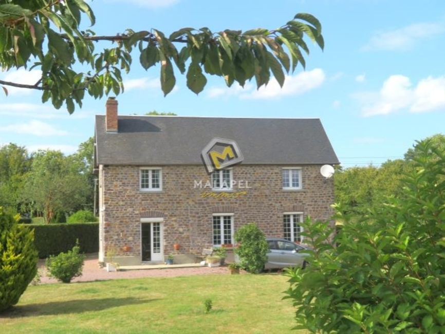 Sale House 5 rooms 128m² Aunay-sur-odon - photo