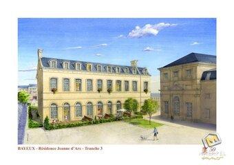 Vente Appartement 1 pièce 29m² bayeux - Photo 1