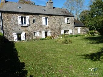 Vente Maison 6 pièces 110m² Cerisy-la-Forêt (50680) - photo