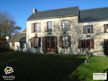 Vente Maison 8 pièces 179m² Port-en-Bessin-Huppain (14520) - photo