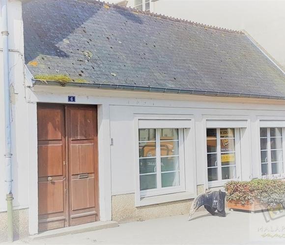 Renting Apartment 2 rooms 39m² Trévières (14710) - photo