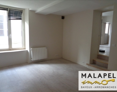 Renting Apartment 2 rooms 41m² Bayeux (14400) - photo