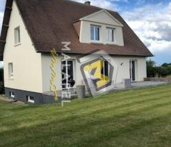 Vente Maison 6 pièces 150m² Caen - photo
