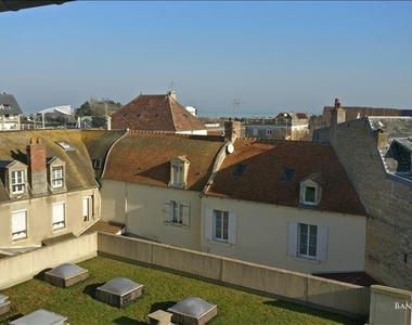 Sale Apartment 3 rooms 70m² Courseulles-sur-Mer (14470) - photo