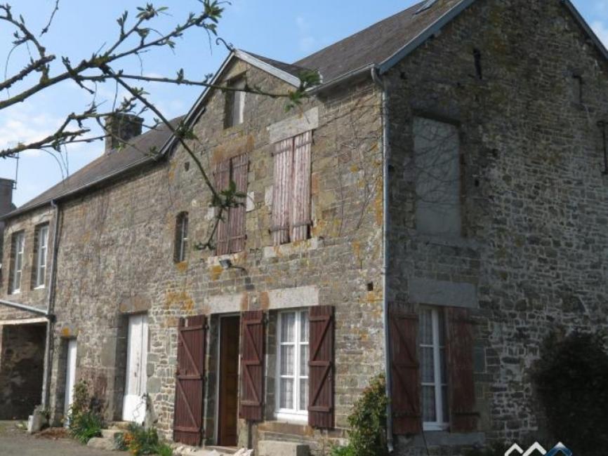 Vente Maison 2 pièces 55m² Campeaux - photo