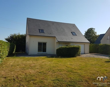 Location Maison 6 pièces 127m² Subles (14400) - photo