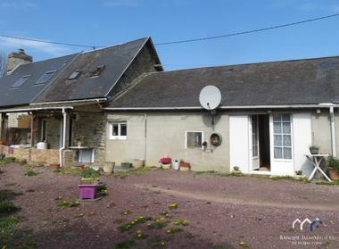 Vente Maison 3 pièces 52m² Villers bocage - photo