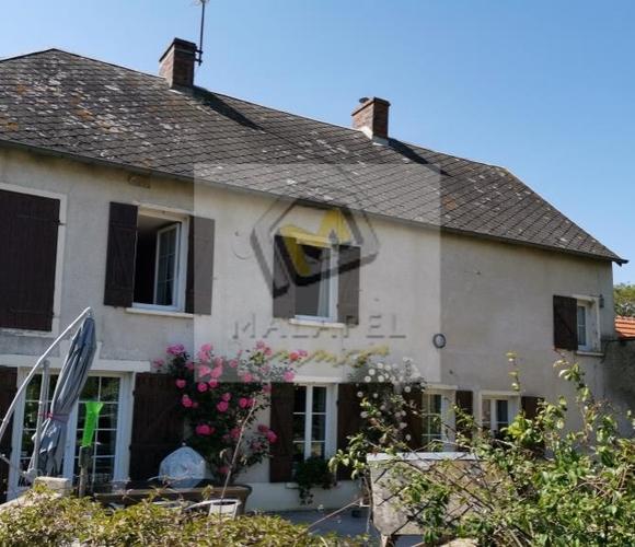 Vente Maison 4 pièces 120m² Bayeux - photo