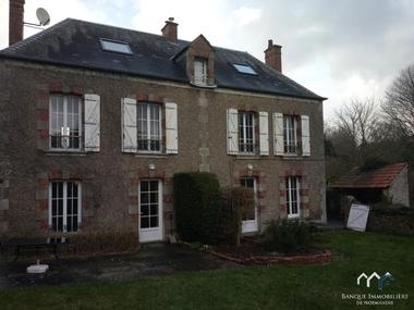 Sale House 8 rooms 210m² Sainte-Honorine-des-Pertes (14520) - photo