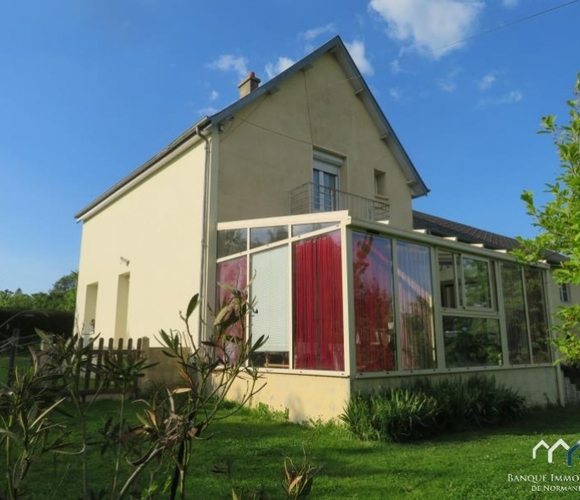 Sale House 8 rooms Anctoville - photo